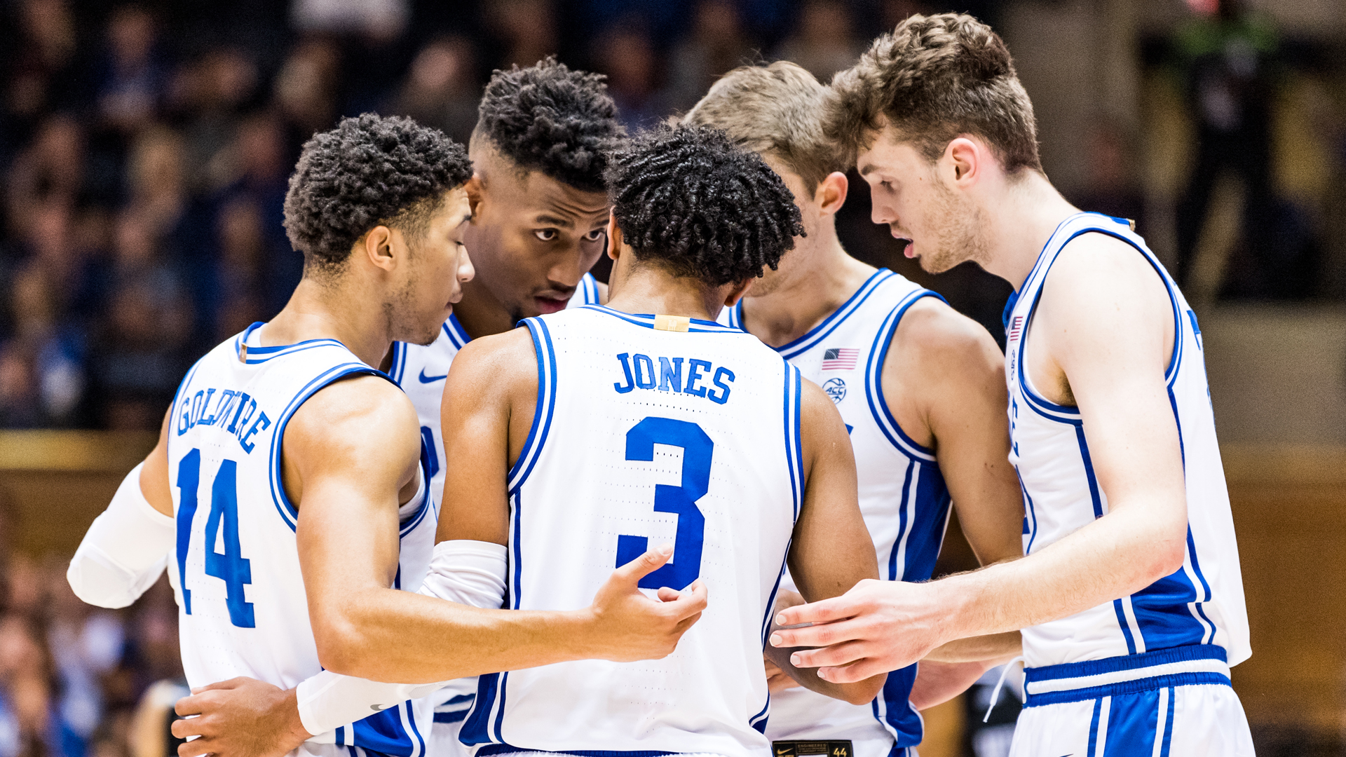 Duke At Michigan State Tuesday For Big Ten Acc Challenge