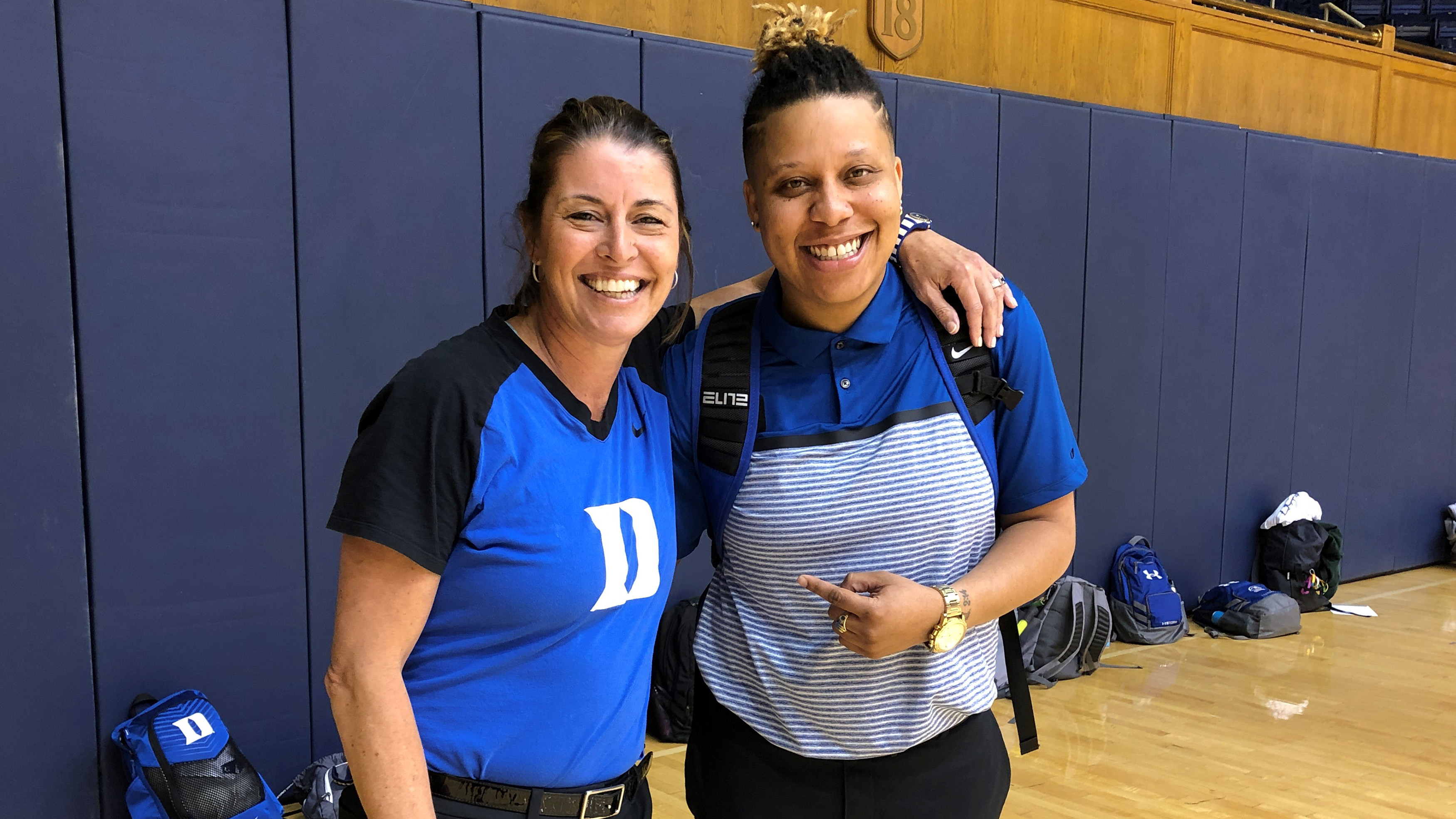 Smith Excited for Return to Durham - Duke University