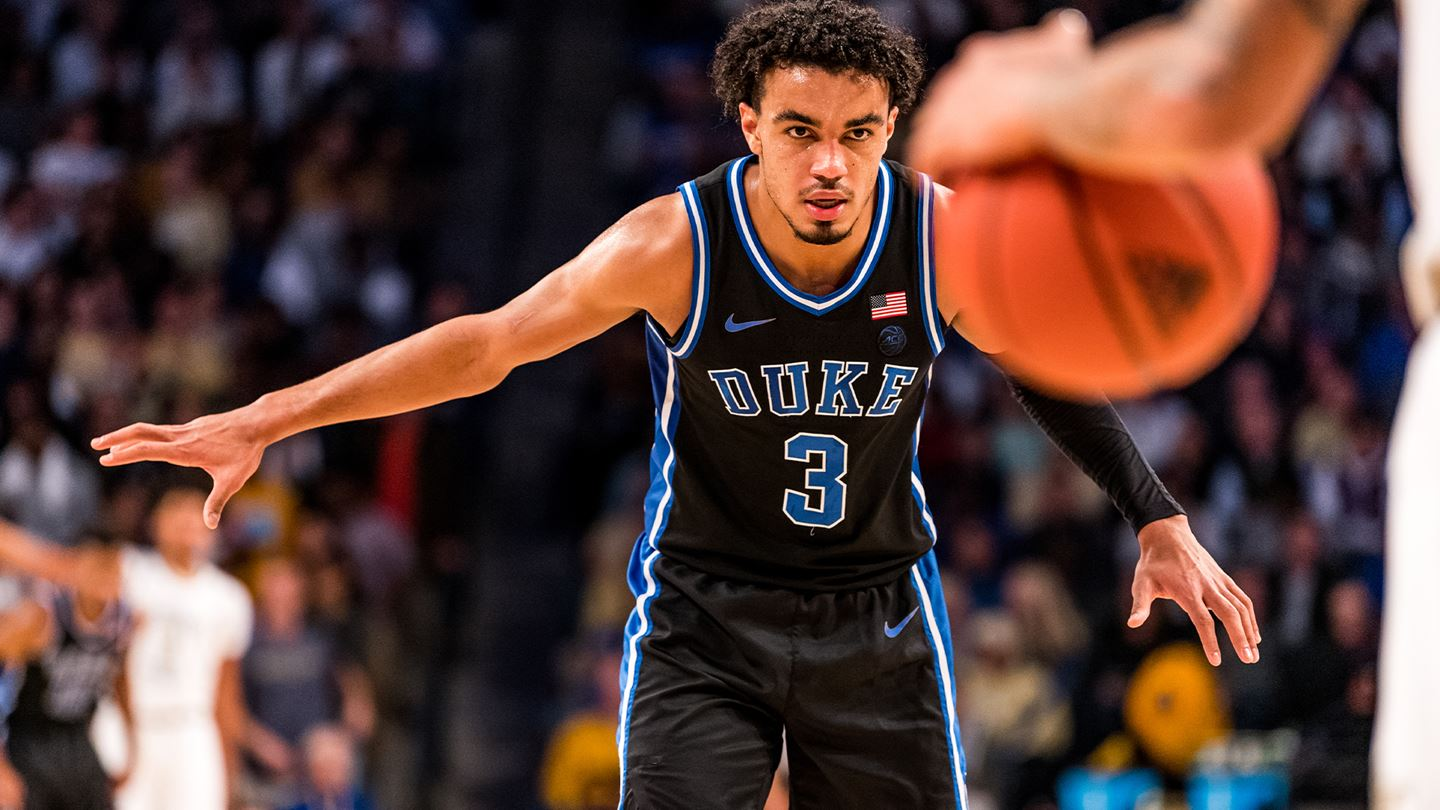 Tre Jones faces delayed NBA future with family